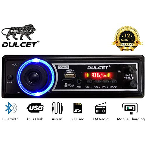 Single Din Car Stereo: Buy Single Din Car Stereo Online at Best