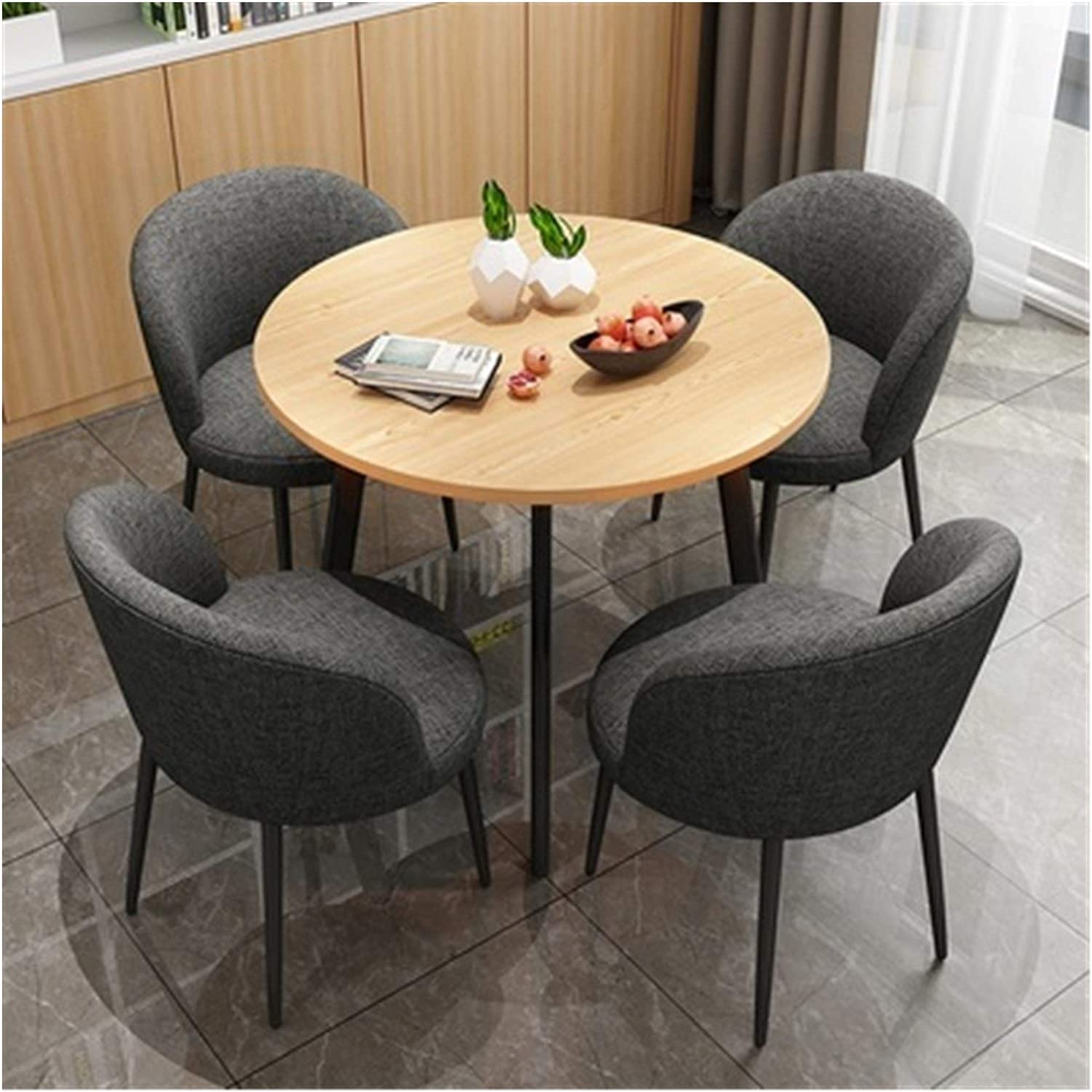 WANGLX Mesa Mall Dining Table Set for Special price a limited time Kitchen Modern Room Tabl and