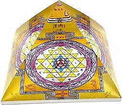 Sri Yantra, Large Orgone Pyramid, Meditation, healing Crystals, Sacred Geometry