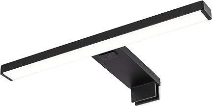 Smartwares IWL-60015 LED badkamerlamp, metaal, zwart/grijs