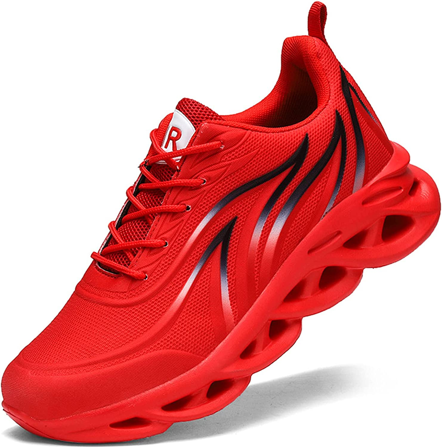 TOPSSCTR Men's Walking Max 57% OFF Shoes Fashionable Breathable Athletic Fashion Running