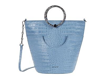 Ted Baker Maisee (Blue) Handbags