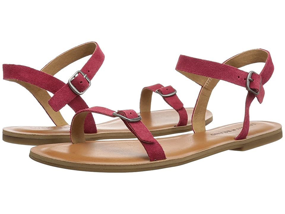 Lucky Brand Adymaris (SB Red Oilsue) Women