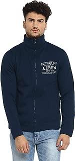 AMERICAN CREW Men's Solid Full Sleeves