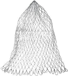 YOTHG Replacement Fishing Landing Net, Fish Netting,Rhombus Mesh, Multiple Sizes/Depths