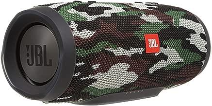 JBL Charge 3 Waterproof Portable Bluetooth Speaker (Camouflage) (Renewed)