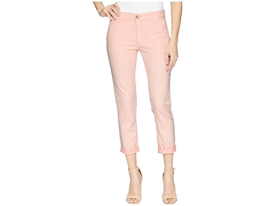 Image of AG Adriano Goldschmied Caden in Sulfur Prism Pink (Sulfur Prism Pink) Women's Jeans