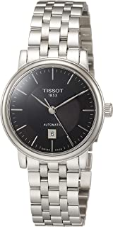 Tissot Analogue Classic Silver Strap Women's Wrist Watches - T122.207.11.051.00, T1222071105100