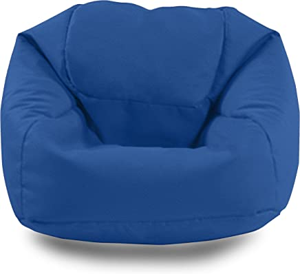Gilda | Kids Beanbag Chair – Outland Classic Gaming Children's Bean Bag (Ages 3 Years +) Dual Zip System Teflon Coated Polyester Virgin Beans Indoor/Outdoor (Water And Stain Resistant)(Royal blue)
