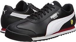 Puma Black/Puma White/Rosso Corsa