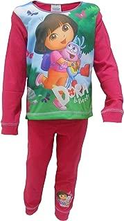 Thingimijigs Dora The Explora Dora & Boots Little Girls Pajama Set 2-Piece Pajamas