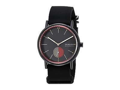 Skagen Signatur SKW6540 (Black/Red) Watches