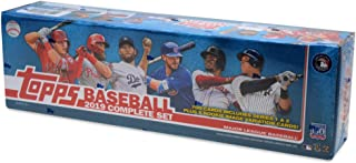 2019 Topps Baseball Factory Sealed Retail Complete Set - Baseball Wax Packs