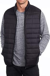 Clark Mens Lightweight Down Alternative Vest Jacket