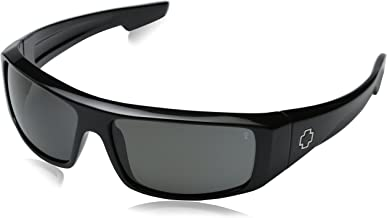 Spy Optic Logan Polarized Wrap Sunglasses
