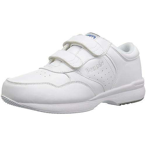 Mens Velcro Shoe Amazoncom
