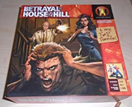 Betrayal at House on the Hill, 1st Edition