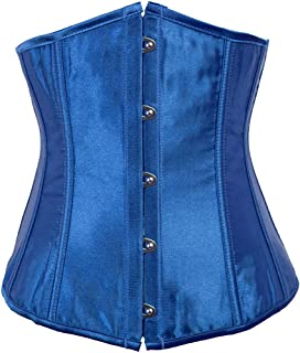 3d349bb1d Amazon.ca  Blue - Bustiers   Corsets   Women  Clothing   Accessories