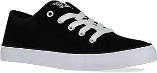 Black Canvas Sneaker DISCO2G