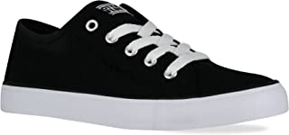 Black Canvas Sneaker DISCO2G