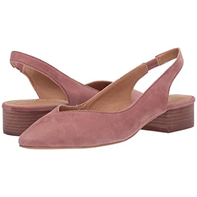 Lucky Brand Caedmam (Mauve) High Heels