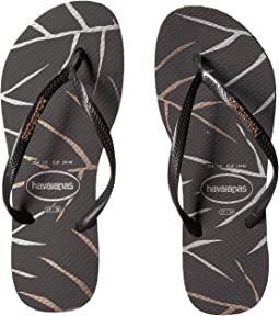 a6956ab54 Black Silver. 34. Havaianas. Slim Logo Metallic Sandal.  32.00. 5Rated 5  stars5Rated 5 stars. Rose Gold