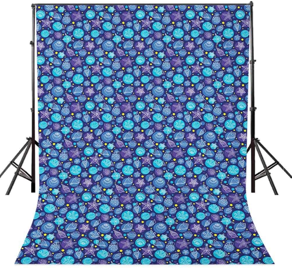 8x12 FT Tribal Vinyl Photography Backdrop,Various Abstract Geometrical Motifs Folkloric American Culture Inspired Vintage Design Background for Baby Shower Bridal Wedding Studio Photography Pictures