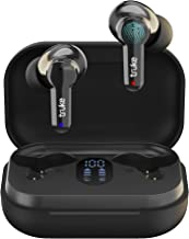 truke Buds Q1 True Wireless Earbuds with Environmental Noise Cancellation ENC Quad MEMS Mic for Clear Call Dedicated Low Latency Gaming Mode Up to 60hrs of Music Playtime Bluetooth 5 1 IPX4