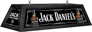 Jack Daniel's Pool Table Light, Black