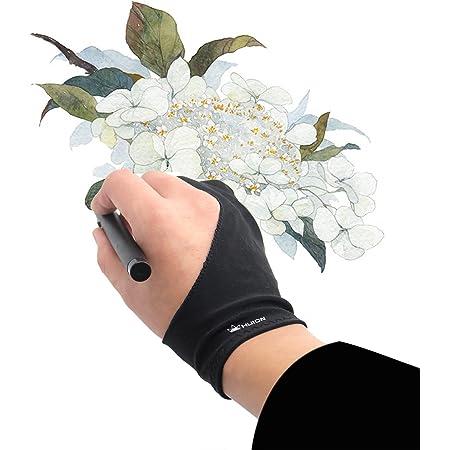 HUION ペンタブレット 用 手袋 グローブ Cura CR-01 液タブ 液晶タブレットにも