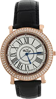 Charisma Casual Watch for WomenLeather B and, Analog, C6667