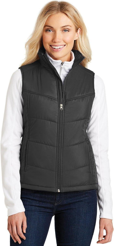 Port Authority- Ladies Puffy Vest. L709
