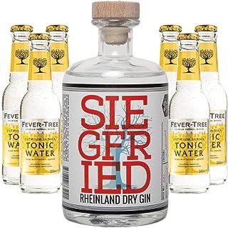 Siegfried Rheinland Dry Gin & Fever-Tree Tonic Water Set