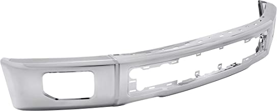 New Replacement Front Bumper Face Bar For Ford F-150 OEM Quality