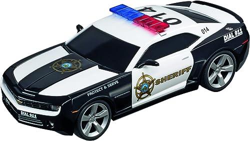 diseño simple y generoso Carrera Carrera Carrera Digital 132 - Chevrolet Camaro Sheriff (20030756)  ordenar ahora