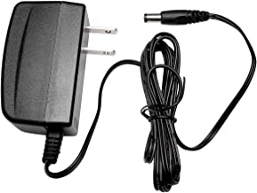 R-Tech DC12V 1A UL-Listed Switching Power Supply Adapter for CCTV Security Surveillance Cameras - Black