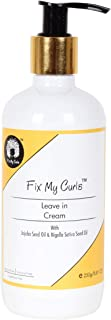 Fix My Curls Leave in Cream for Curly and Wavy Hair 250g