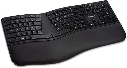 Kensington Pro Fit Ergonomic Wireless Keyboard - Black (K75401US)