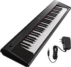 Yamaha NP12B KIT Piaggero 61 Key Digital Piano