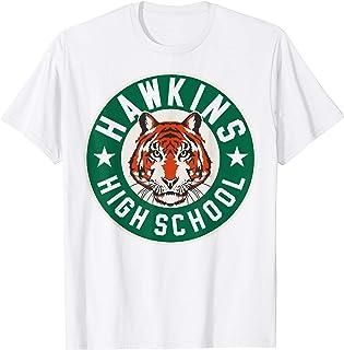 Netflix Stranger Things Hawkins High School Logo T-Shirt