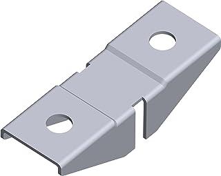 Element-System 11612-00001 Opsteekhouder voor Pro-dragers, plankdragers, 2-zijdig, voor houten en glazen vloeren, planksys...