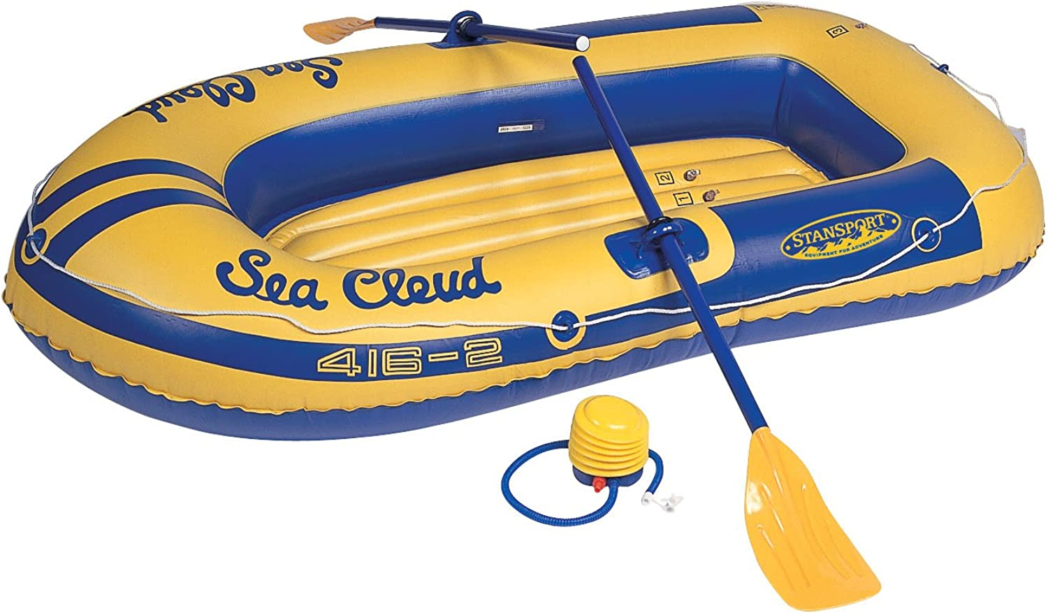 Stansport Sea Cloud 2Person Inflatable Boat