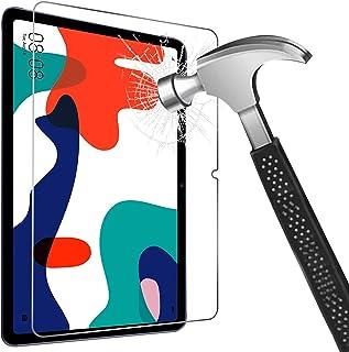 【Pysea】2020モデル10.4インチタブレット HUAWEI MatePad 10.4 フィルム 日本旭硝子素材 HUAWEI MatePad10.4タブレット液晶保護フィルム 気泡ゼロ 9H硬度 ガラス飛散防止 0.26mm 2.5D ...