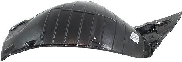 Garage-Pro Fender Liner for NISSAN 370Z 09-18 FRONT RH Front Section