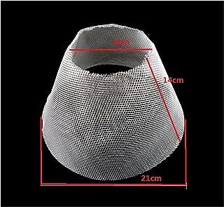 XINYE Wuxinye Lot de 5 filtres pour hotte Diamètre 9 cm 21 cm