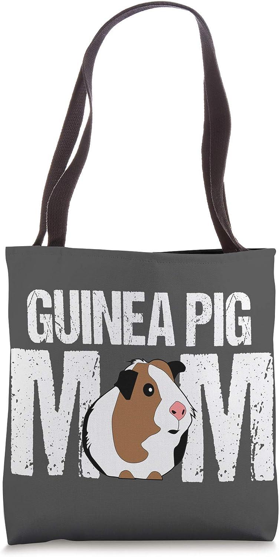 Guinea Pig Mom Gift   Funny Guinea Pig Gift Tote Bag