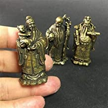 PPCP Buddhist Statues Immortals Ornaments Fortune Longevity Pure Copper Ornaments Home Decoration Buddha Statues Copper Ca...