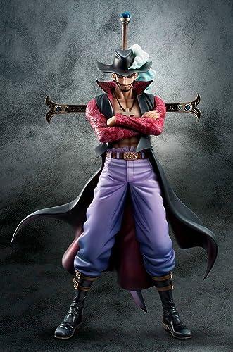 ONE PIECE NEO-DX - Taka no Me Dracule Mihawk Ver.2 [Portrait.Of.Pirates][Importación Japonesa]