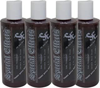 Special Effects Semi-Permanent Hair Dye 4 Packs