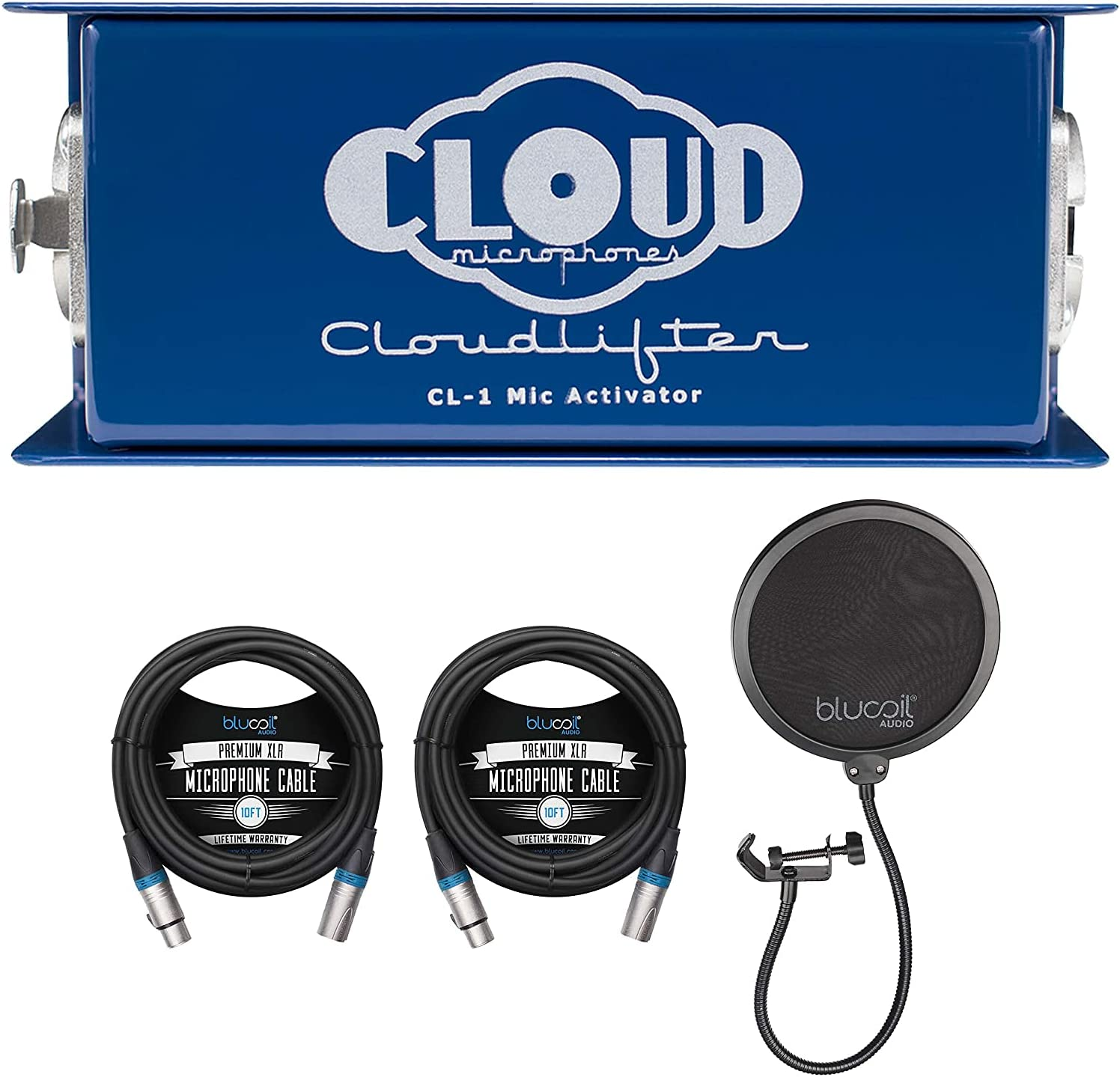 Cloud Microphones CL-1 Cloudlifter 1 Mic Max 48% OFF Activator Channel Popularity D for